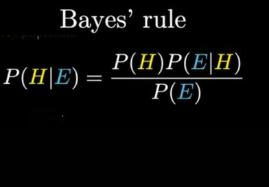 A video on Bayesian Reasoning made transparent