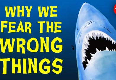 Why do people fear the wrong things? – Gerd Gigerenzer
